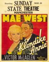 Klondike Annie movie poster (1936) picture MOV_57526ee7