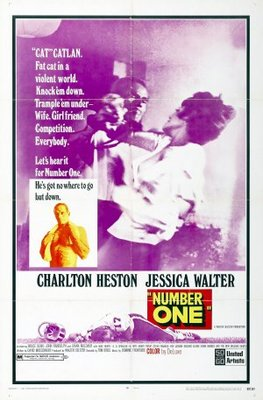 Number One movie poster (1969) poster MOV_57533cb5