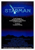 Starman movie poster (1984) picture MOV_dcb33c07