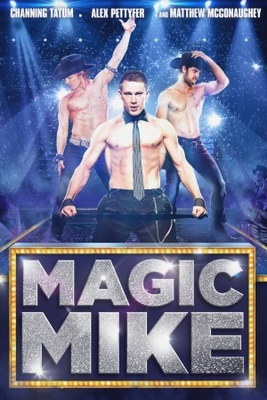 Magic Mike movie poster (2012) poster MOV_5759c8b1
