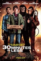 30 Minutes or Less movie poster (2011) picture MOV_57621c72