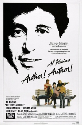 Author! Author! movie poster (1982) poster MOV_5766c8f1
