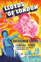 Lloyd's of London movie poster (1936) picture MOV_576a151d