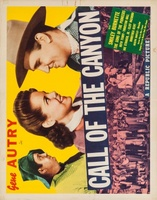 Call of the Canyon movie poster (1942) picture MOV_576ad466
