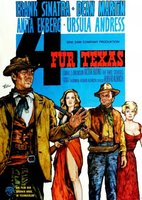 4 for Texas movie poster (1963) picture MOV_576db4d5