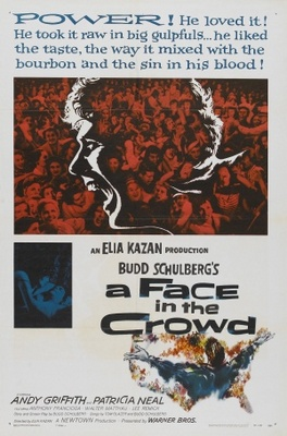 A Face in the Crowd movie poster (1957) poster MOV_577f8c4a