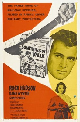 Something of Value movie poster (1957) poster MOV_578a33ef