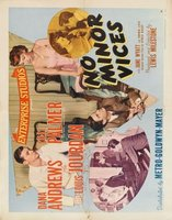 No Minor Vices movie poster (1948) picture MOV_578b1b60