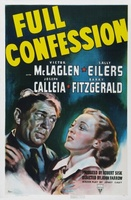 Full Confession movie poster (1939) picture MOV_57959415