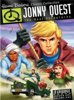 The Real Adventures of Jonny Quest movie poster (1996) picture MOV_5799ccec