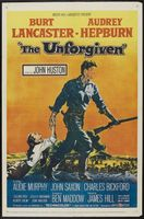 The Unforgiven movie poster (1960) picture MOV_5799f73d