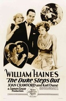 The Duke Steps Out movie poster (1929) picture MOV_579d2136