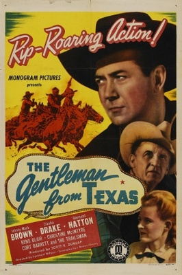Gentleman from Texas movie poster (1946) poster MOV_579d2e29