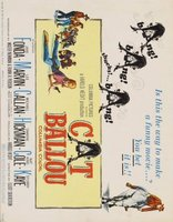 Cat Ballou movie poster (1965) picture MOV_57a035fa