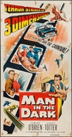 Man in the Dark movie poster (1953) picture MOV_57a1088c