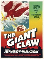 The Giant Claw movie poster (1957) picture MOV_57a3de58