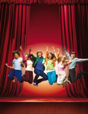 High School Musical movie poster (2006) poster MOV_57a8ca0a