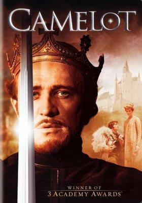 Camelot movie poster (1967) poster MOV_57b0cfaf