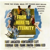 From Here to Eternity movie poster (1953) picture MOV_57b3588e