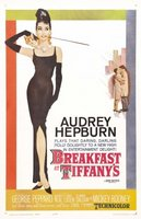 Breakfast at Tiffany's movie poster (1961) picture MOV_57b4f015