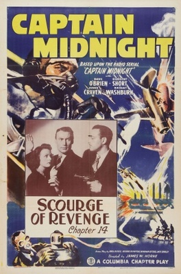Captain Midnight movie poster (1942) poster MOV_57ba2617
