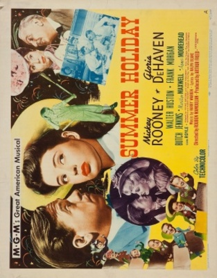 Summer Holiday movie poster (1948) poster MOV_57bcd42a