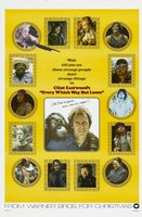 Every Which Way But Loose movie poster (1978) picture MOV_57cb580e