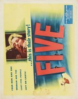 Five movie poster (1951) picture MOV_57d0e672