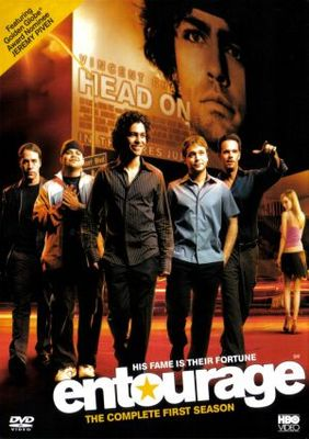 Entourage movie poster (2004) poster MOV_57d75ef5