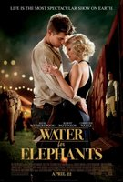 Water for Elephants movie poster (2011) picture MOV_57dd16f8
