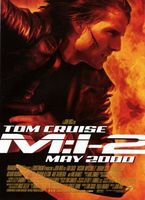 Mission: Impossible II movie poster (2000) picture MOV_57df3620