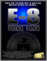 E-8: Think Tank movie poster (2009) picture MOV_57e66e51