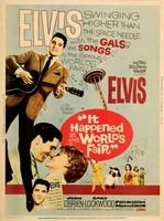 It Happened at the World's Fair movie poster (1963) picture MOV_57e86815