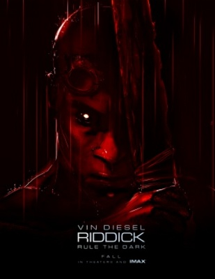 Riddick movie poster (2013) poster MOV_57ed4559