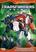 Transformers Prime movie poster (2010) picture MOV_35446374