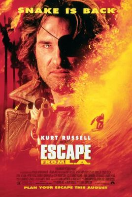 Escape From Los Angeles movie poster (1996) poster MOV_57f30e47