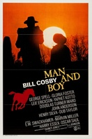 Man and Boy movie poster (1972) picture MOV_57f53277