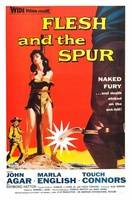 Flesh and the Spur movie poster (1957) picture MOV_4344db10