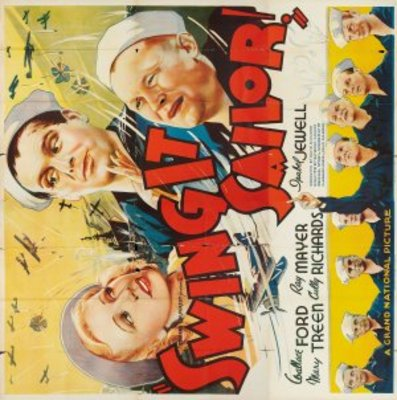 Swing It, Sailor! movie poster (1938) poster MOV_582c141d