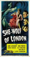 She-Wolf of London movie poster (1946) picture MOV_582d73bd