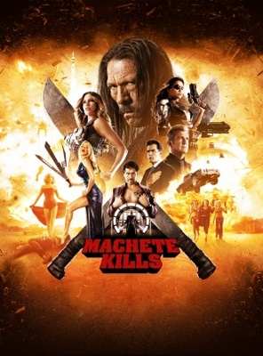 Machete Kills movie poster (2013) poster MOV_582f4b54