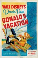 Donald's Vacation movie poster (1940) picture MOV_5833a8c3