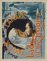 Lady of the Tropics movie poster (1939) picture MOV_5838e24a