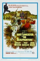 The Scalphunters movie poster (1968) picture MOV_58471350