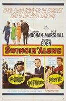 Swingin' Along movie poster (1961) picture MOV_584d14b8