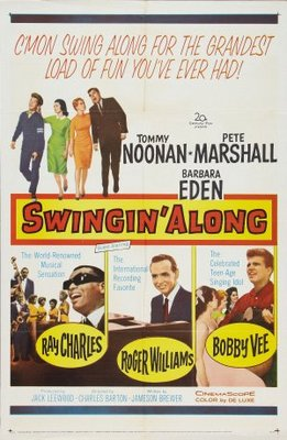 Swingin' Along movie poster (1961) poster MOV_584d14b8