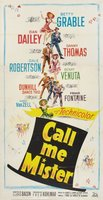 Call Me Mister movie poster (1951) picture MOV_58566d3f