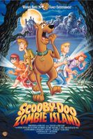 Scooby-Doo on Zombie Island movie poster (1998) picture MOV_585f1743