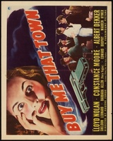 Buy Me That Town movie poster (1941) picture MOV_585f56eb
