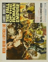 The Fall of the Roman Empire movie poster (1964) picture MOV_585f946c